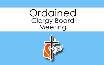 Ordained Clergy Board