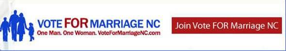 We Support the NC Marriage Protection Act