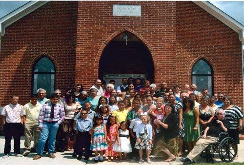 Hopewell group photo 2013 500