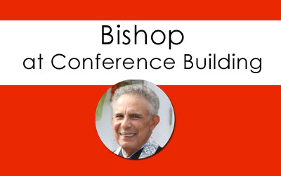 Bishop's (Conference Building) Office Visits