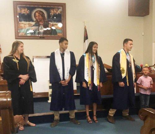 Graduation (Mission) 2018
