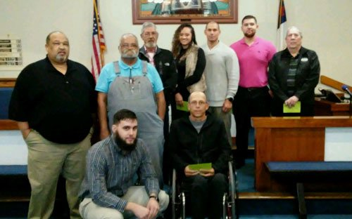 Mission Church celebrating Veterans