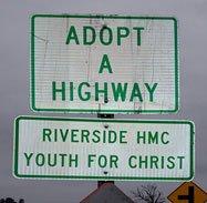 adopt highway riverside