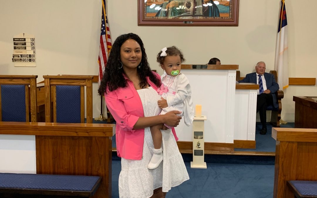 Mother's Day at Mission 2019
