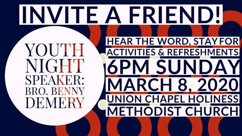 Youth Night at Union Chapel
