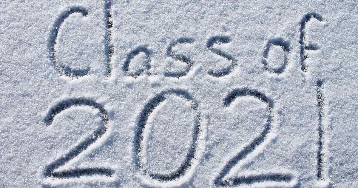 Cherokee Chapel Grads 2021